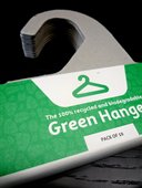 Green Hanger 10-packs